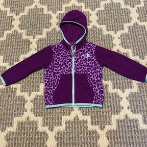 💜The North Face Fleece Jacket